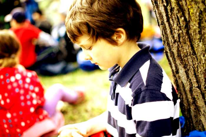 niños sindrome de asperger