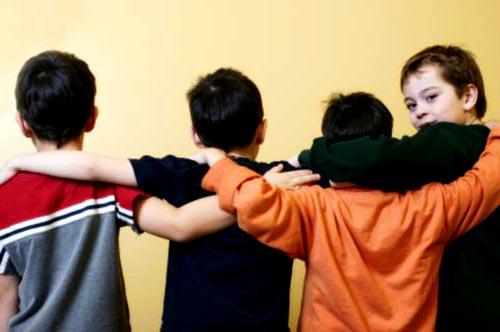 la amistad en niños asperger