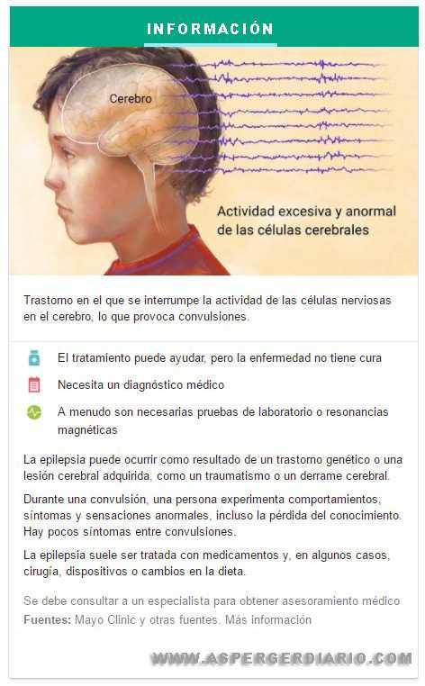 epilepcia informacion