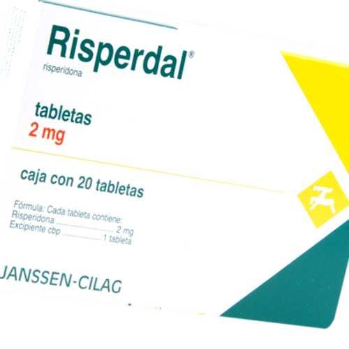 risperdal dosis